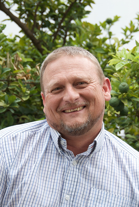 Mr. Ryno Effenberger