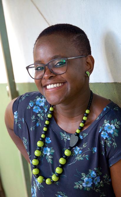 Ms. Ronewa Mpephu